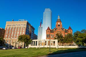 Where to Stay in Dallas: Best Areas & Hotels, 2018