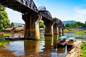 12 Top-Rated Tourist Attractions in Kanchanaburi