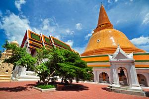 Top-Rated Tourist Attractions in Nakhon Pathom