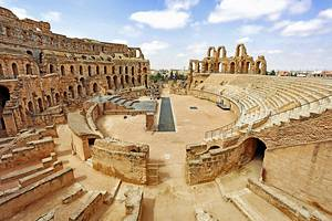 Exploring El Djem: A Visitor's Guide