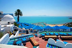 12 top rated tourist attractions in tunisia planetware for Salon 9 places tunisie