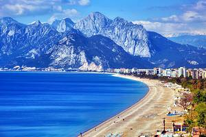 17 Top-Rated Tourist Attractions in Antalya