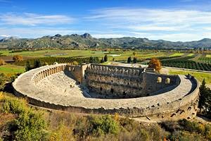 Exploring the Ancient City of Aspendos: A Visitor's Guide