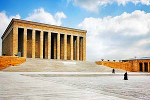 Visiting the Atatürk Mausoleum (Anitkabir)