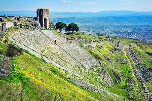 9 Top-Rated Tourist Attractions in Pergamum & the North Aegean