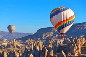 Hot Air Ballooning in Cappadocia: A Complete Guide