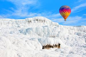 From Istanbul to Pamukkale: 4 Best Ways to Get There