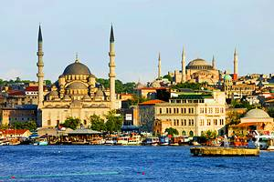 20 top rated tourist attractions in istanbul