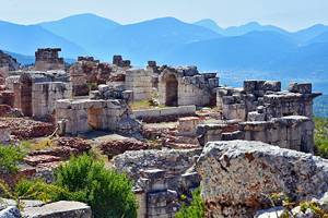 A Visitor's Guide to the Sagalassos Ruins & Lake Egirdir