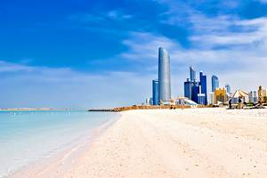 11 Best Beaches in Abu Dhabi