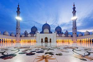 15 Top-Rated Tourist Attractions in Abu Dhabi