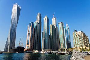 12 Top-Rated Tourist Attractions in the United Arab Emirates
