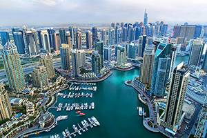 beautiful places in dubai