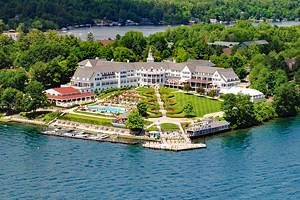 12 Top-Rated Resorts in Upstate New York