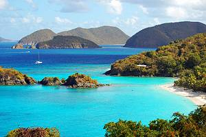 14 Top-Rated Tourist Attractions in the US Virgin Island