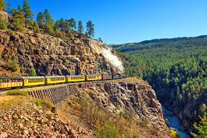 11 Top-Rated Train Trips in the USA