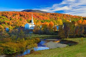 14 Top-Rated Tourist Attractions in Vermont