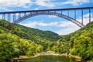 10 Top-Rated Tourist Attractions in West Virginia