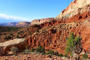 9 Best Campgrounds near Capitol Reef National Park