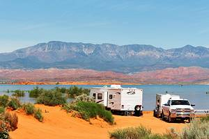 9 Best Campgrounds near St. George, Utah