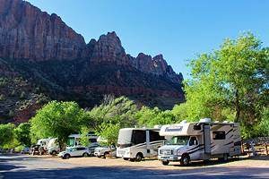 7 Best Campgrounds near Zion National Park