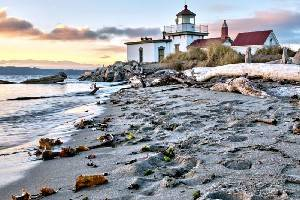 10 Top-Rated Beaches in the Seattle Area