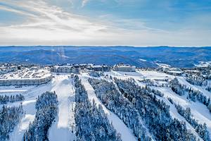 4 Top-Rated Ski Resorts in West Virginia