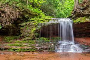 14 Best Waterfalls in Wisconsin