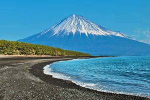 16 Best Black Sand Beaches in the World