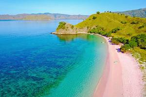 14 Best Pink Sand Beaches in the World