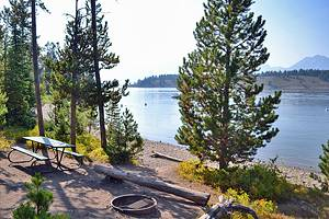12 Top-Rated Campgrounds at Grand Teton National Park