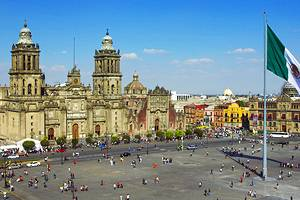 Tourist attractions in Mexico City, Mexico