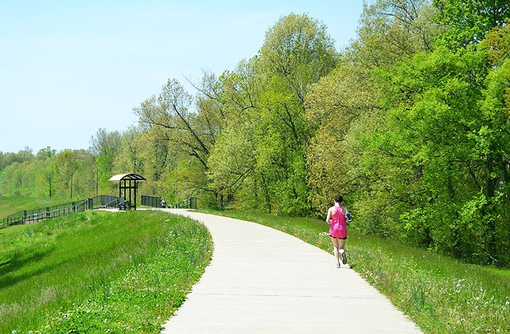Clyde F. Boyles Greenway Trail