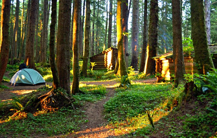 12 Top Rated Campgrounds On The Oregon Coast Planetware