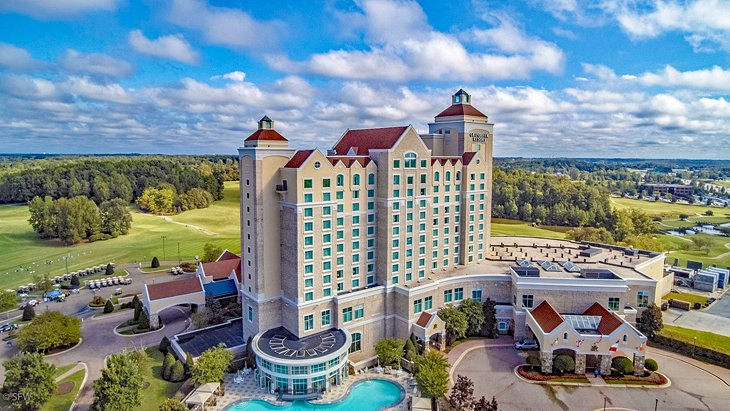 Grandover Resort, Golf, Spa, & Conference Center