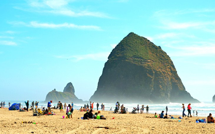 Beaches On The Oregon Coast