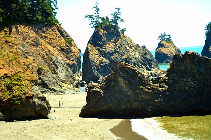 Playa secreta