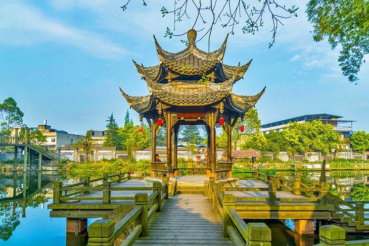 Ciudad antigua de Huanglongxi