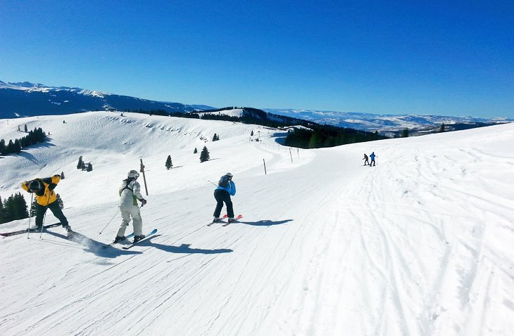 2 Vail And Nearby Mountain Towns