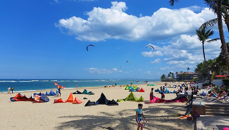 Kite Beach, Cabarete