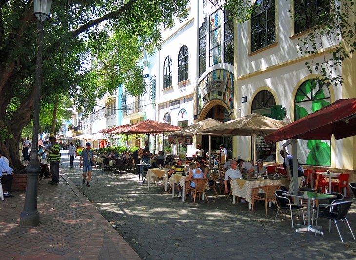 Calle el Conde, Santo Domingo