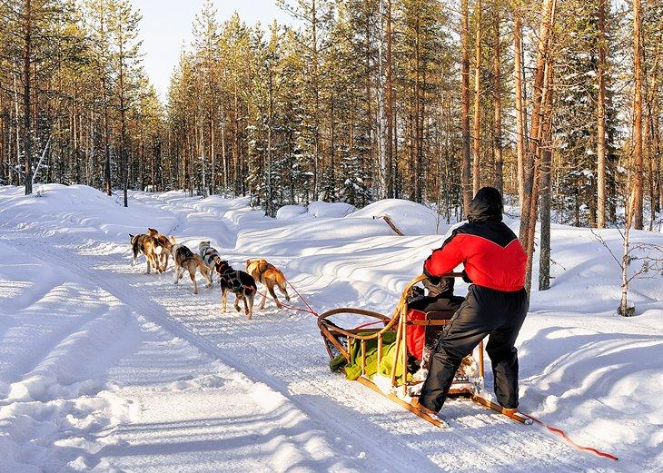 الاماكن السياحية في فنلندا