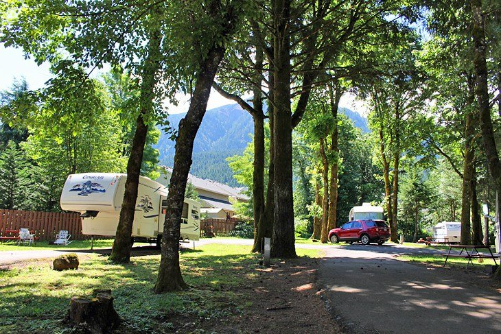 8 Top-Rated Campgrounds near Hood River, Oregon | PlanetWare
