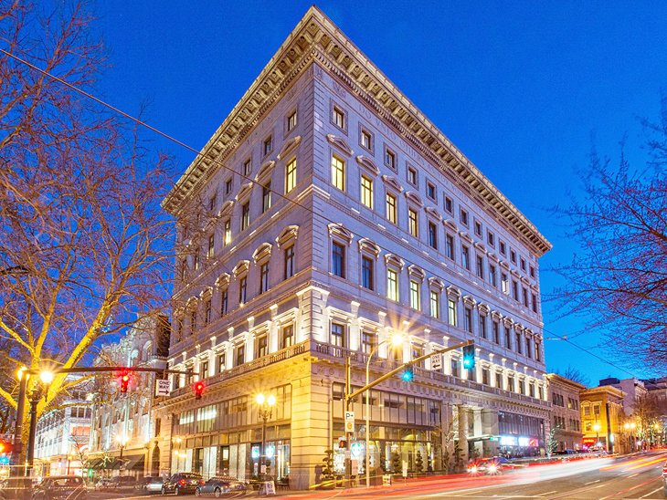 14 Top Rated Places To Stay In Portland Oregon Planetware