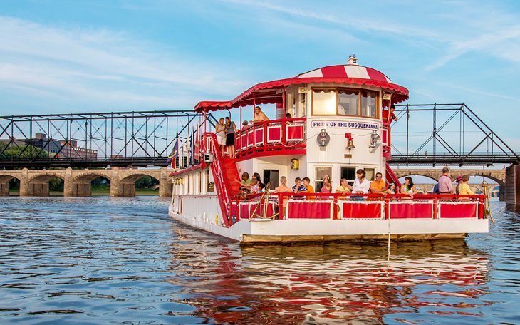 Pride of Susquehanna Riverboat Cruise
