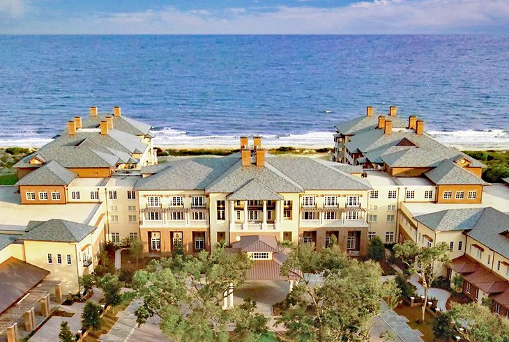 The Sanctuary Hotel at Kiawah Island Golf Resort