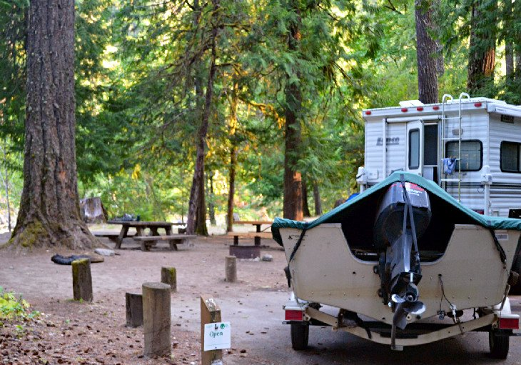 Campamento La Wis Wis