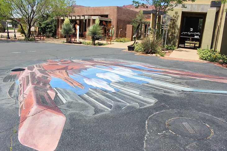 Kayenta Art Village