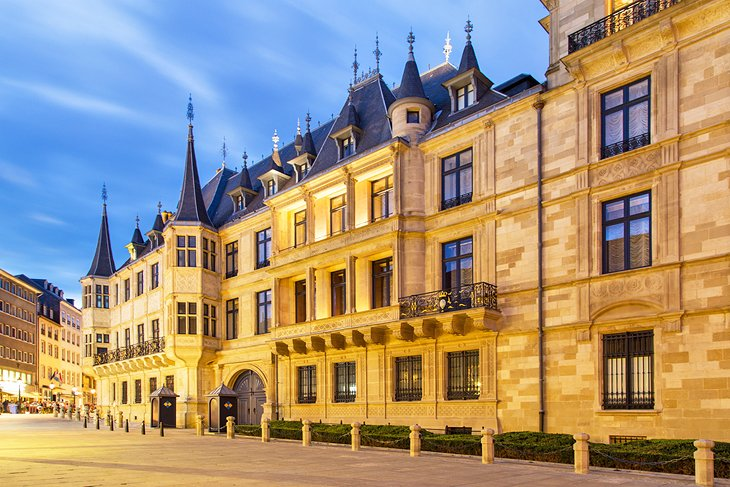 Grand-Ducal Palace, Luxembourg City