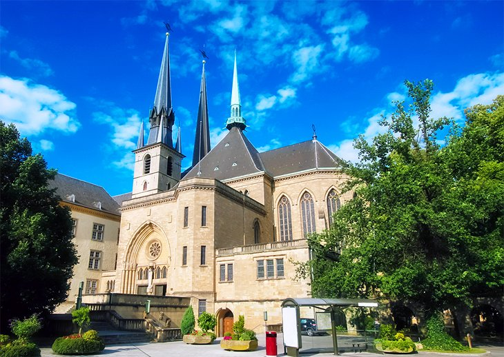 Notre-Dame Cathedral, Luxembourg City